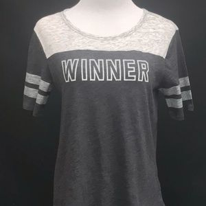 Winner T-shirt Med